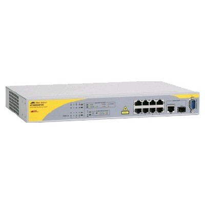 Allied Telesis AT-8000/8POE-50