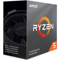 amd ryzen 5 3400g box