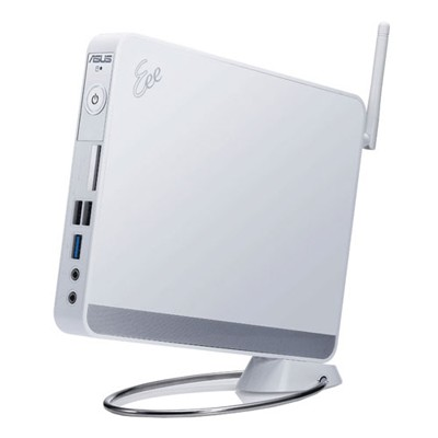 Asus Eee Box EB1012P-W010E D510/2/320/Win 7 HP/White