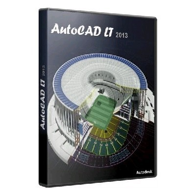 AutoCAD LT 2013 Commercial New 057E1-AG5111-10C1