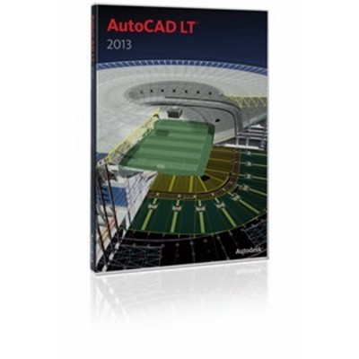 AutoCAD LT 2013 Commercial New 057E1-R35111-1Q01-E