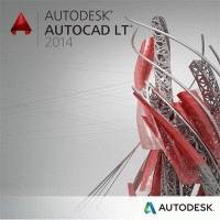 AutoCAD LT 2014 Commercial New 057F1-AG5111-10C1