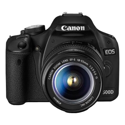 Canon EOS 500D 18-135 IS