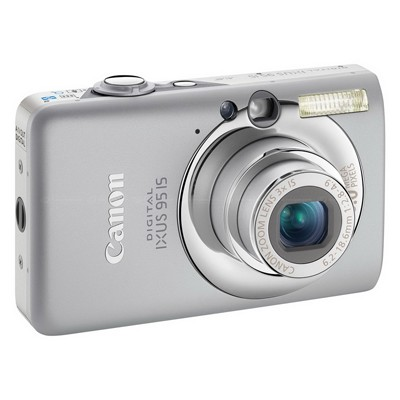 Canon IXUS 95IS Silver