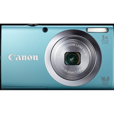 Canon PowerShot A2400 IS Blue
