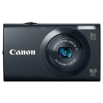 Canon PowerShot A3400 IS Black