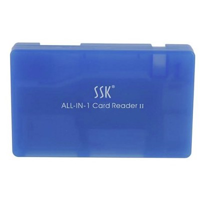 Card readers All-in-1 Mini Blue