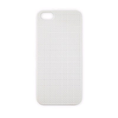 Чехол CBR для Iphone 5\5S FD 374-5 White