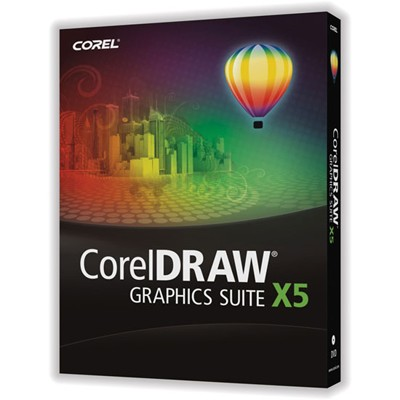 CorelDRAW Graphics Suite X5 Russian CDGSX5RUHBB