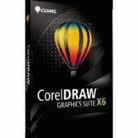 CorelDRAW Graphics Suite X6 Russian BOX CDGSX6RUHBB