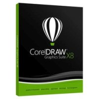 CorelDRAW Graphics Suite X8 CDGSX8RUDP