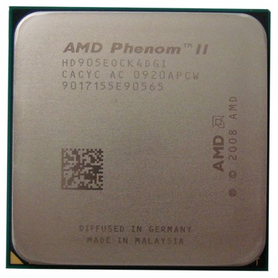 AMD Phenom II X4 905E BOX
