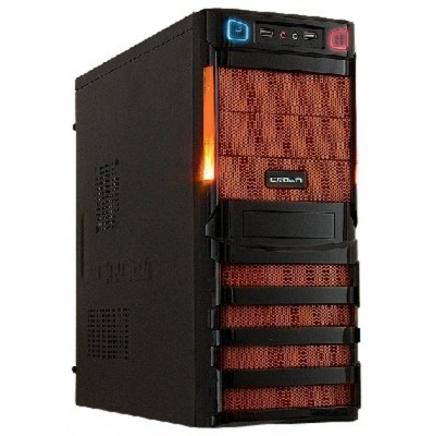 Crown CMC-SM162 black-orange 450W