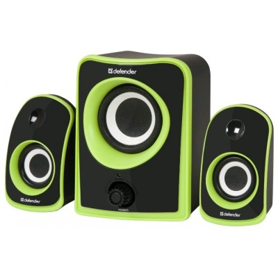 Defender JamSation S10 Black/Green