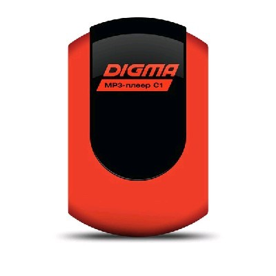 Digma C1 4GB Red