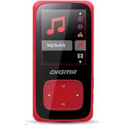 Digma Cyber 2 8GB Red