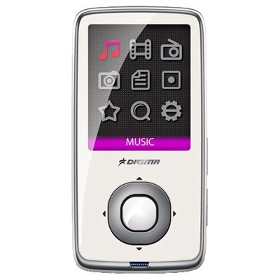 Digma Insomnia 2 mini 4GB FM White