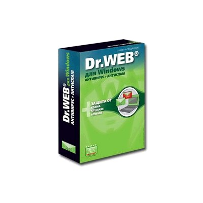 Dr. Web Security Space BSW-W24-0002-6