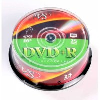 DVD+R VS VSDVDPRCB5001