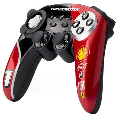 Джойстик Thrustmaster F1 Wireless GamepadFerrari F60 2960719