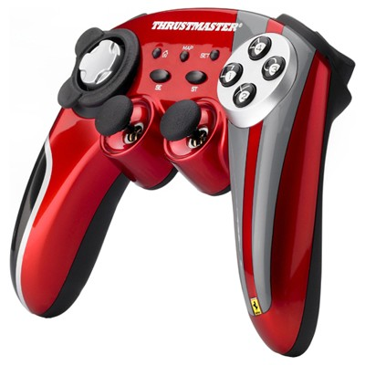 Джойстик Thrustmaster Ferrari Wireless Gamepad 430 Scuderia 2960713