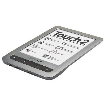 PocketBook Touch 2 623 Silver