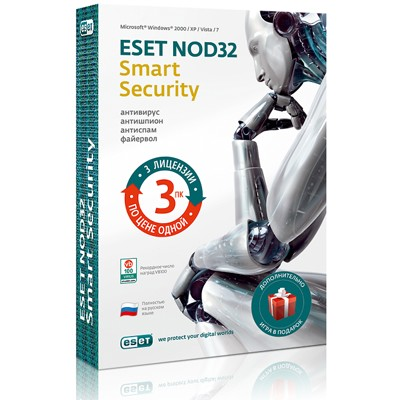 ESET NOD32 NOD32-ESB-NS-BOX-1-1