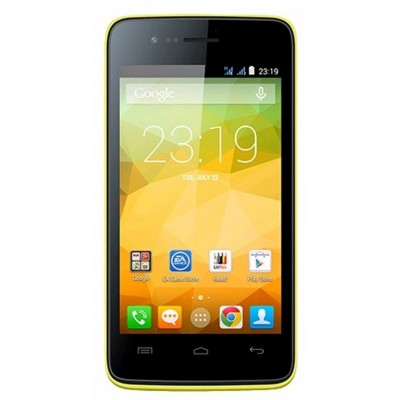 Explay Onyx Yellow