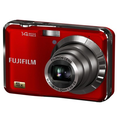 FujiFilm FinePix AX280 Red