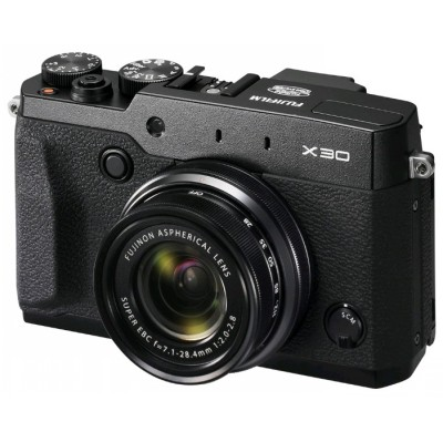 FujiFilm FinePix X30 Black