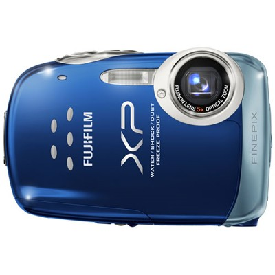 FujiFilm FinePix XP10 Blue