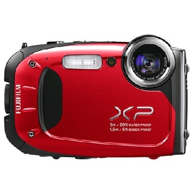 FujiFilm FinePix XP60 Red