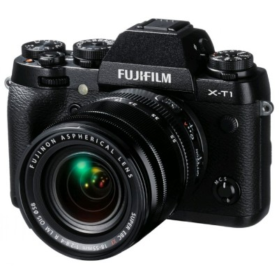 FujiFilm X-T1 Kit Black