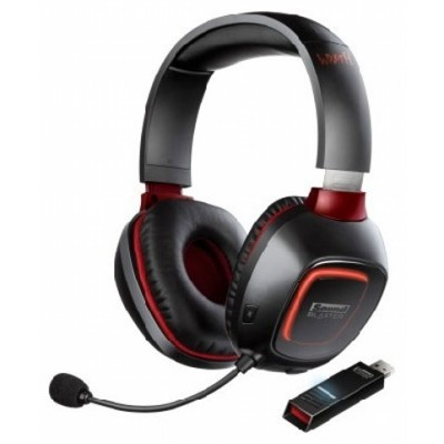 Гарнитура Creative Sound Blaster Tactic 3D Wrath Wireless