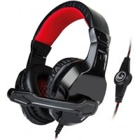 Гарнитура Marvo H8329 Black-Red