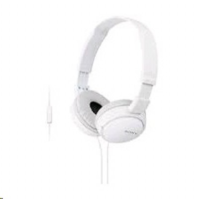 Гарнитура Sony MDR-ZX110AP White