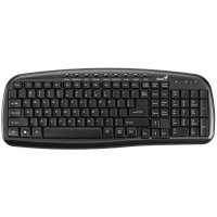 Genius KB-M225C Black