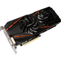 GigaByte nVidia GeForce GTX 1060 6Gb GV-N1060G1 GAMING-6GD V2