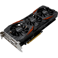 GigaByte nVidia GeForce GTX 1070 8Gb GV-N1070G1 GAMING-8GD V2