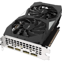 GigaByte nVidia GeForce GTX 1660 6Gb GV-N1660OC-6GD