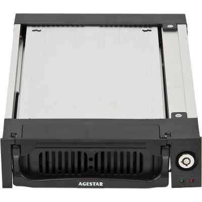 Hard Box AgeStar AMR1 SATAK-3F Black