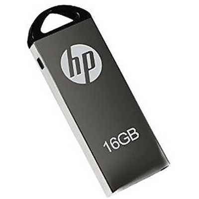 HP 16GB USB Flash Drive V220W HPFD220W-16