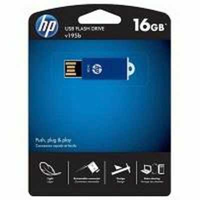 HP 32GB USB Flash Drive V195B FDU32GBHPV195B-EF