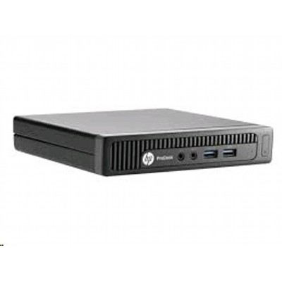 Настольный компьютер HP ProDesk 400 G4 Microtower 1JJ54EA (Intel Core i5-7500 3.4 GHz/4096Mb/500Gb/DVD-RW/Intel HD Graphics/DOS)