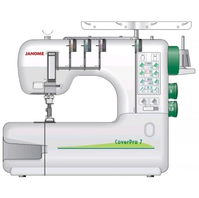 Janome CPRO-7