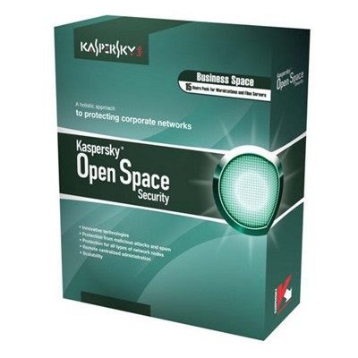 Kaspersky BusinessSpace Security Russian Edition KL4853RAQFR