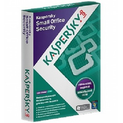 Kaspersky Small Office Security 2 for Personal Computers Russian Edition KL2128RCEFS