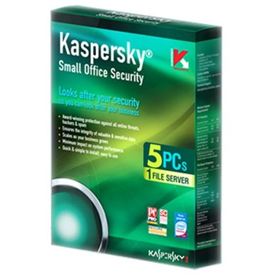 Kaspersky Small Office Security for Windows, Rus KL2526RBEFS