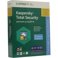 Антивирус Kaspersky Total Security KL1919RBBFR