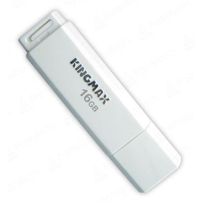 Kingmax 16GB Pen Drive USB U-Drive PD07 White